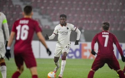 Europa League: Cluj-Roma 0-0. LIVE
