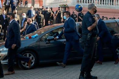 Morte di Maradona, il lutto nel mondo: le ultime notizie in diretta