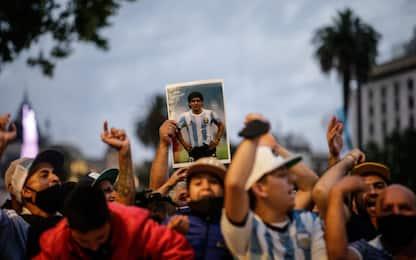 Morte di Maradona, indagato il medico personale per omicidio colposo