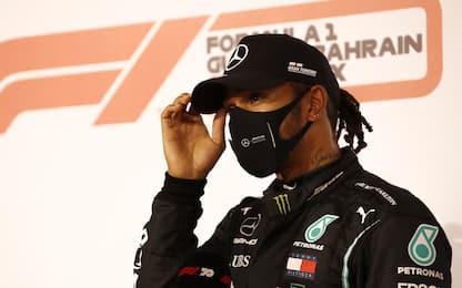Formula 1, Lewis Hamilton è risultato positivo al coronavirus