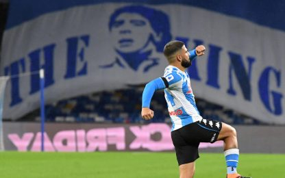 Serie A, al San Paolo c'è Napoli-Roma: risultato sull'1-0. DIRETTA