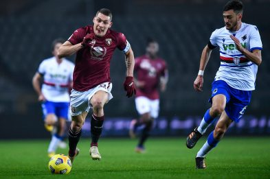 Torino-Sampdoria 2-2: video, gol e highlights della partita di Serie A