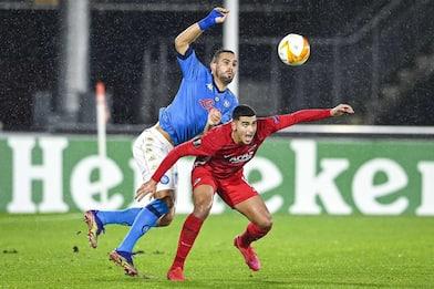 AZ-Napoli 1-1: video, gol e highlights della partita di Europa League