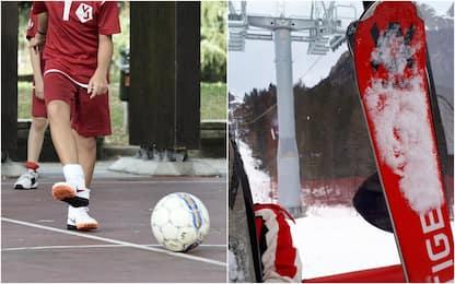 Nuovo Dpcm dicembre, le novità per lo sport: dal calcio allo sci