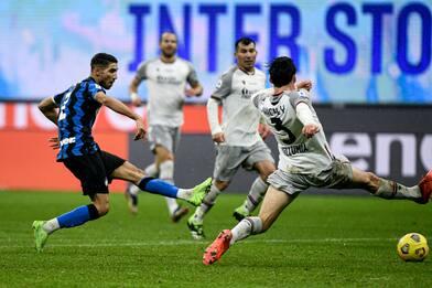 Serie A, Inter-Bologna 3-1: gol di Lukaku e doppietta di Hakimi
