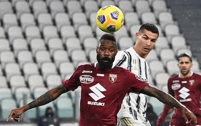 Juventus-Torino 2-1: video, gol e highlights della partita di Serie A