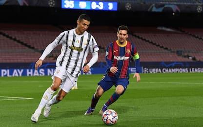 Champions League: gol e highlights della sesta giornata