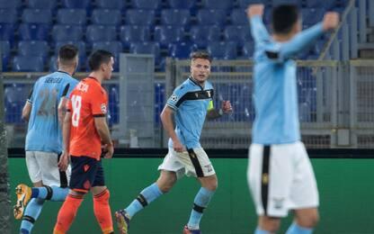 Champions League, Lazio-Bruges 2-2: video, gol e highlights