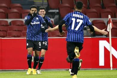 Ajax-Atalanta 0-1: video, gol e highlights della partita di Champions