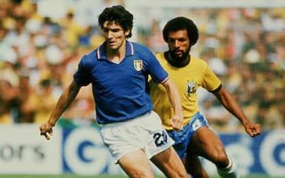 """Calcio, Malagò: """"Paolo Rossi entra nella Walk of Fame"""""""