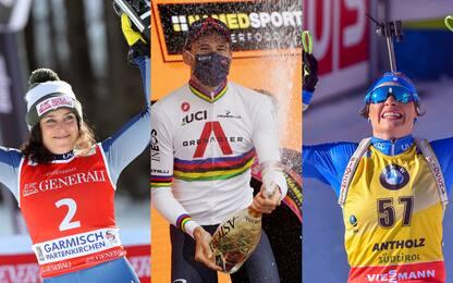 Le vittorie italiane nello sport più emozionanti del 2020