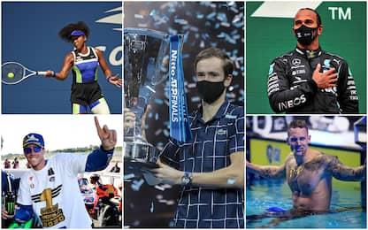 Le vittorie sportive più belle del 2020