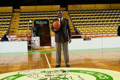 Nba, morto K.C. Jones, leggenda dei Boston Celtics