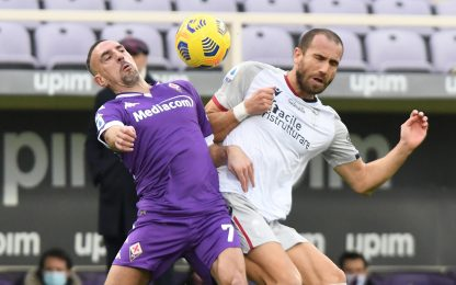 Fiorentina-Bologna 0-0: video e highlights del match di Serie A