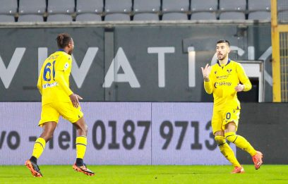 Serie A, Spezia-Verona 0-1: video, gol e highlights