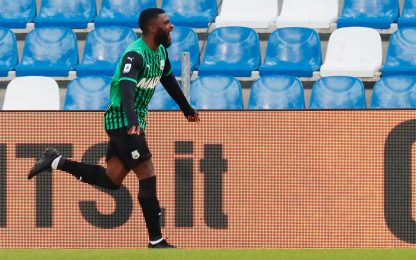 Sassuolo-Genoa 2-1: video, gol e highlights della partita di Serie A