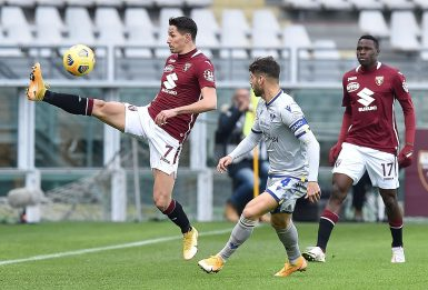 Torino-Verona 1-1: video, gol e highlights della partita di Serie A