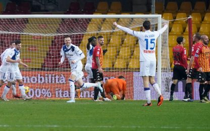 Serie A, Benevento-Atalanta 1-4: video, gol e highlights della partita