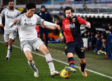 Serie A, Genoa-Bologna 2-0: video, gol e highlights della partita