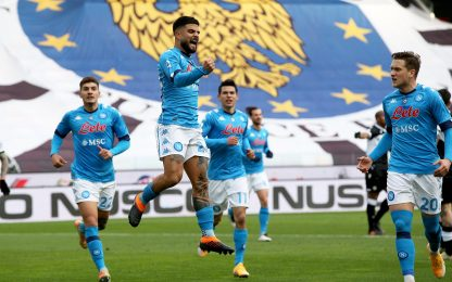Udinese-Napoli 1-2: video, gol e highlights della partita di Serie A