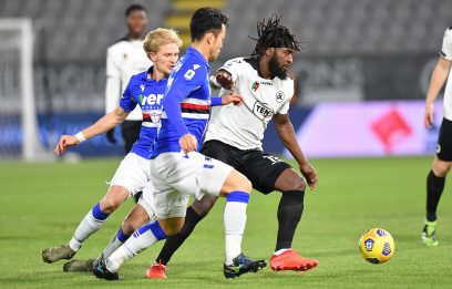 Spezia-Sampdoria 2-1: video, gol e highlights della partita di serie A