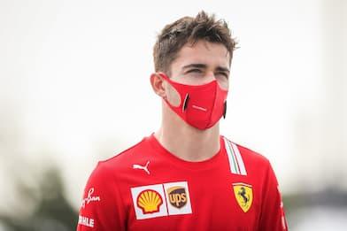 F1, Ferrari: Charles Leclerc positivo al Covid