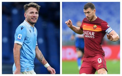 Serie A, Lazio-Roma: le formazioni ufficiali e dove vederla