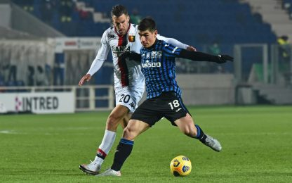 Atalanta-Genoa 0-0: video e highlights della partita di Serie A