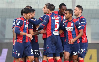 Serie A, Crotone-Benevento 4-1: video, gol e highlights della partita