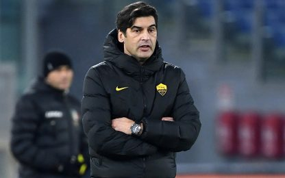 "Coppa Italia, Roma out. Fonseca: ""Esonero? Io sempre in discussione"""