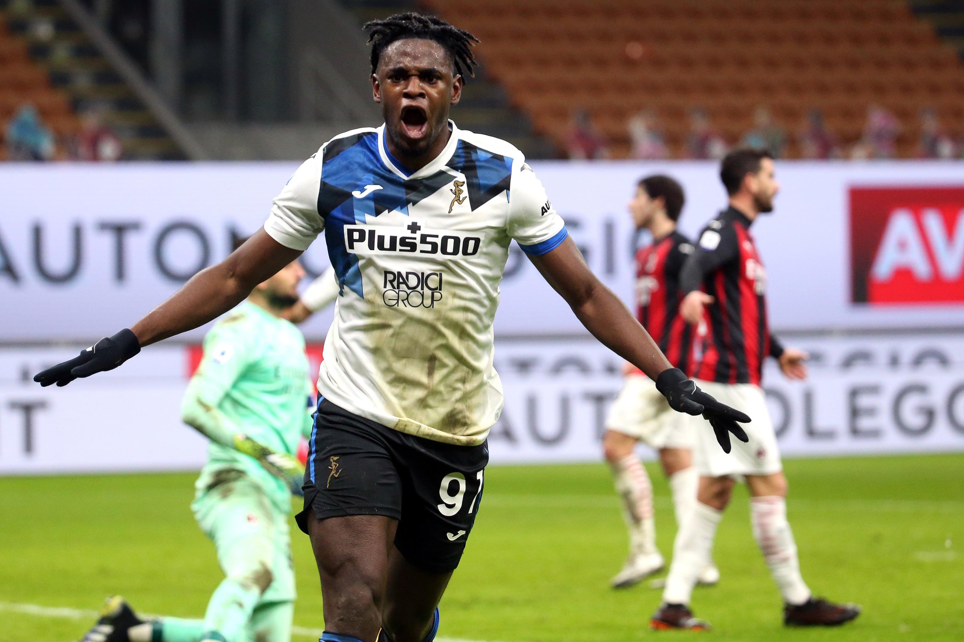 Milan-Atalanta 0-3: video, gol e highlights della partita di Serie A