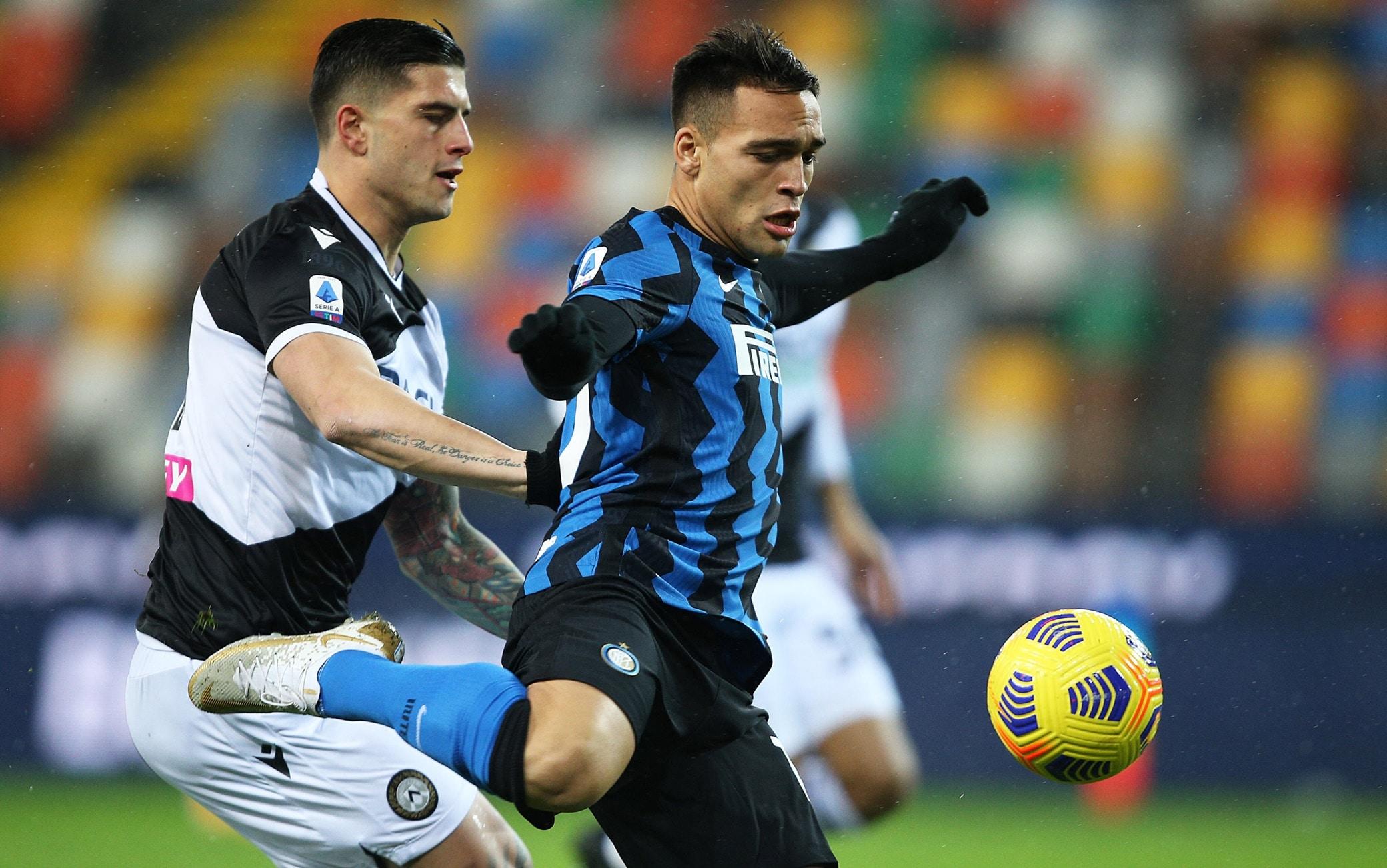 Udinese-Inter 0-0: video e highlights della partita di Serie A