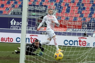 Bologna-Milan 1-2: video, gol e highlights della partita di Serie A