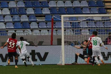 Serie A, Cagliari-Sassuolo 1-1: video, gol e highlights