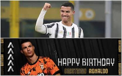 Cristiano Ronaldo compie 36 anni: i record dell'attaccante della Juve