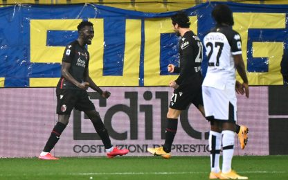 Parma-Bologna 0-3: video, gol e highlights della partita di Serie A