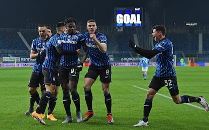 Coppa Italia, Atalanta-Napoli 3-1: Dea in finale contro la Juventus