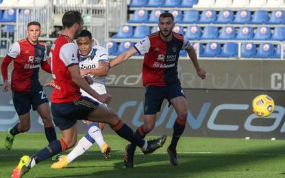 Serie A, Cagliari-Atalanta 0-1: video, gol e highlights della partita