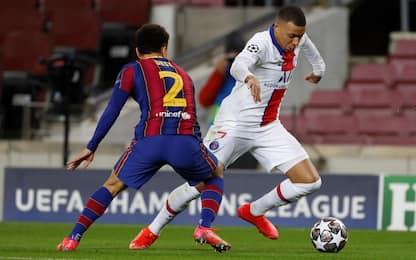 Champions, Barcellona-Psg 1-4 e Lipsia-Liverpool 0-2: gol e highlights