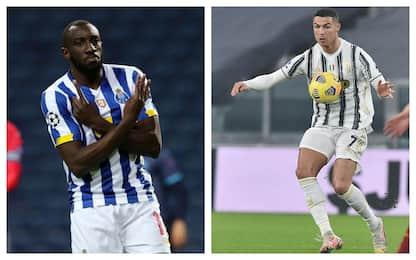 Champions, Porto-Juventus 2-1: video, gol e highlights