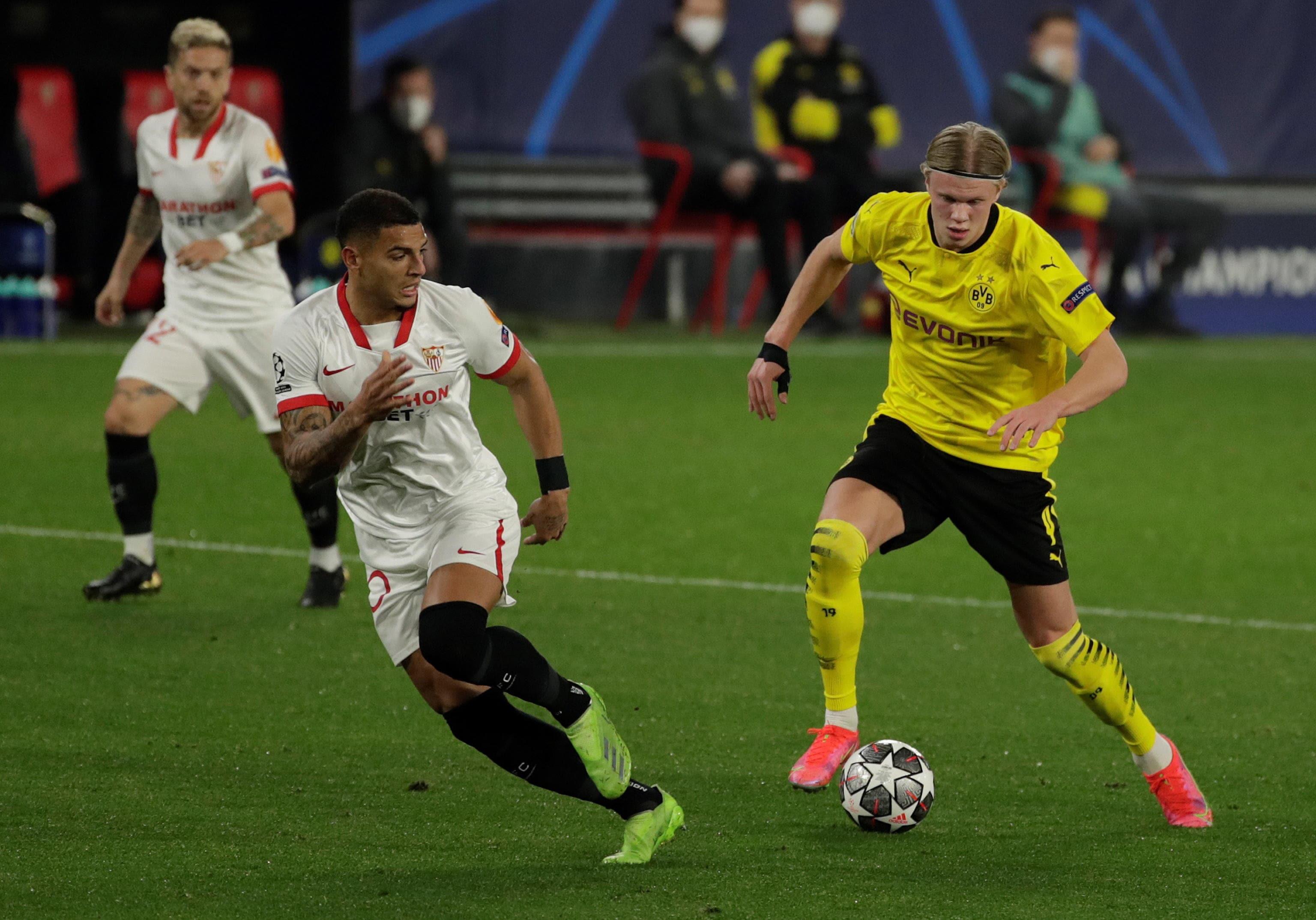 Champions, Siviglia-Borussia Dortmund 2-3: video, gol e highlights