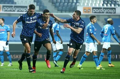 Serie A, Atalanta-Napoli 4-2: video, gol e highlights della partita