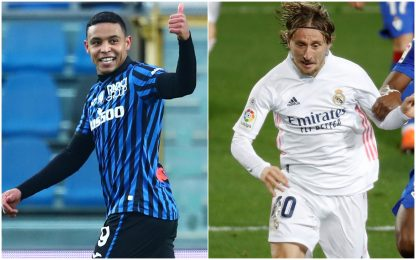 Champions League, Atalanta-Real Madrid 0-0. DIRETTA