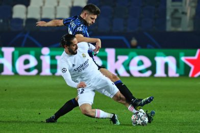 Champions League, Atalanta-Real Madrid 0-1: video, gol e highlights