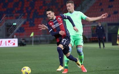 Bologna-Lazio 2-0: video, gol e highlights della partita di Serie A