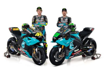"Moto, Valentino Rossi in Yamaha Petronas: ""Mi sento competitivo"""