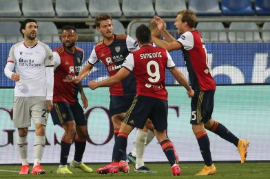 Serie A, Cagliari-Bologna 1-0: video, gol e highlights