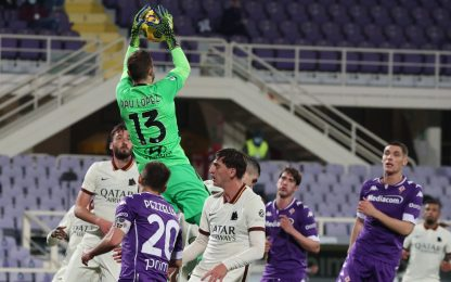 Fiorentina-Roma 1-2: video, gol e highlights della partita di Serie A
