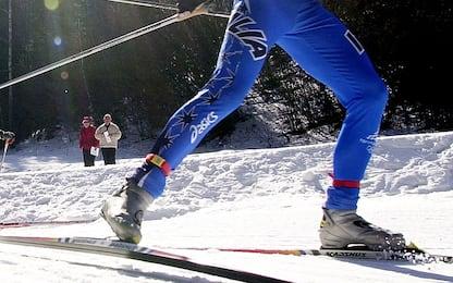 Covid, l'Italia ritira squadra da Mondiali sci nordico: troppi contagi