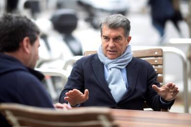 Barcellona, Joan Laporta è il nuovo presidente